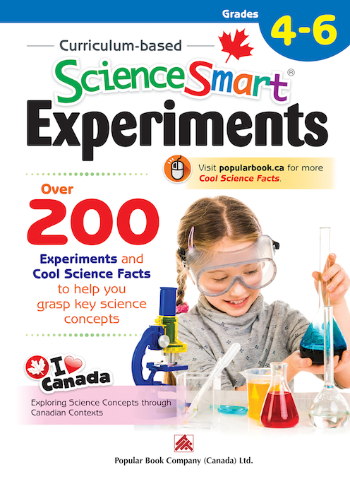 Curriculum-based ScienceSmart Experiments Grades 4 – 6