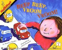 MathStart:  Beep Beep Vroom Vroom