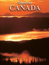 Discover Canada - playing cards