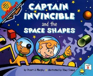 MathStart:  Captain Invincible and the Space Shapes