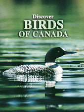 Discover Birds of Canada - playing cards