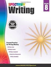 Spectrum Writing 8