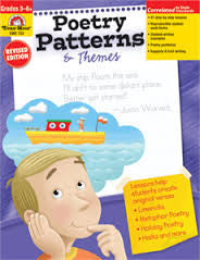 Poetry Patterns & Themes (Grades 3-6+)