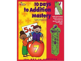 10 Days to Addition Mastery