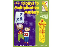 10 Days to Multiplication Mastery