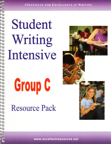 Student Writing Intensive: Group C set (Grades 8-10)