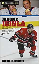 Jarome Iginla - How the NHL's first black captain gives back