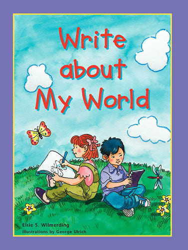 Write About My World