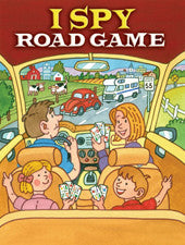 I Spy Road Game - playing cards