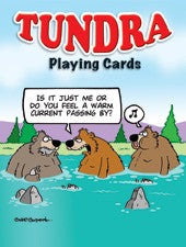 Tundra - playing cards