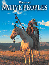 Discover Native Peoples - playing cards