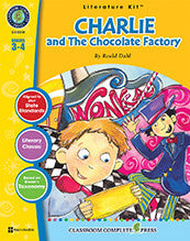 Charlie and The Chocolate Factory - Literature Kit (Grades 3-4)