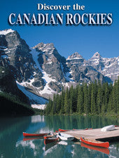 Discover Canadian Rockies - playing cards