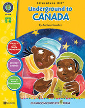 Underground to Canada Literature Kit (Grades 5-6)