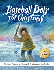 Baseball Bats for Christmas (Re-issue)