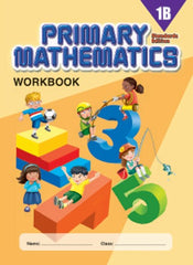 Primary Mathematics Workbook 1B STD ED