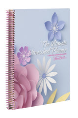 The Ultimate Homeschool Planner - Pink Cover