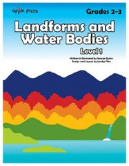 Landforms and Water Bodies Level 1 (Grades 2-3)