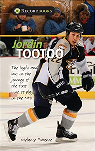 Jordin Tootoo - The highs and lows in the journey of the first Inuit player in the NHL
