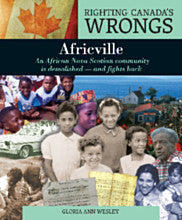 Righting Canada's Wrongs: Africville