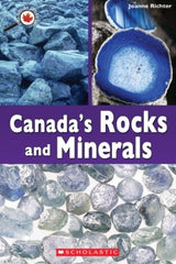 Canada Close Up: Canada's Rocks and Minerals