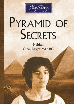 My Story: Pyramid of Secrets, Nebka, Giza, Egypt 2517 BC