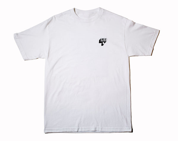 SJCB LOGO GRAPHIC- WHITE