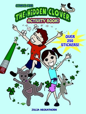 Children's Activity Book cover