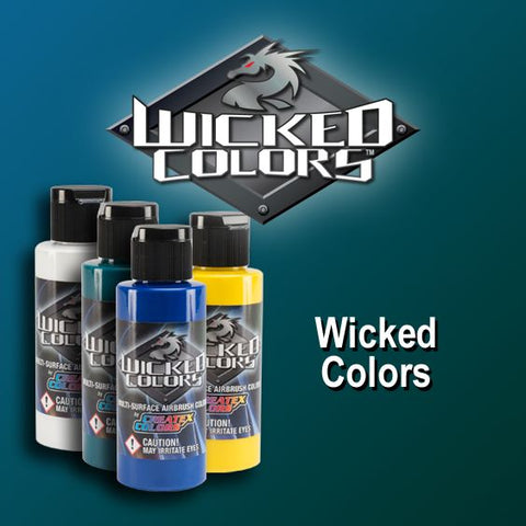 Wicked Colors Transparent