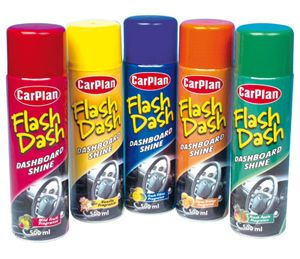 Flash Dash Dashboard Shine 500ml