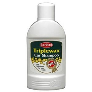 Tripplewax Car shampoo 375ml