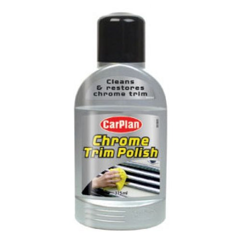 Chrome Wheel & Trim Polish 375ml
