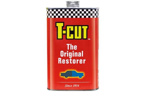 T-Cut Original colour rest. 2,5 ltr.