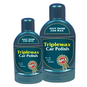 Tripplewax Carwax 375ml