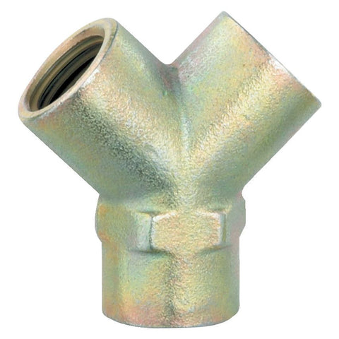 "SPR4279 1/4""x1/4""x1/4"" BS PT FEMALE Y PI"