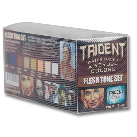 Trident Flesh Tone sett 10ml