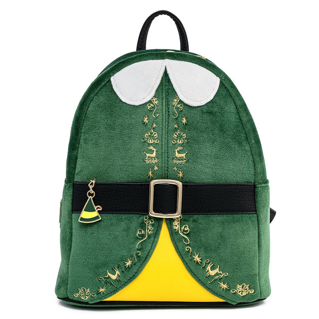 Elf Buddy Cosplay Mini Backpack