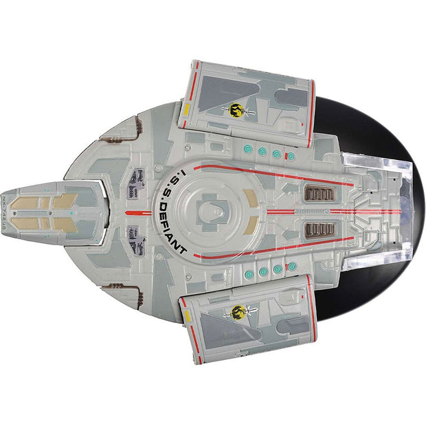 Star Trek 'The Official Starships Collection': #23 U.S.S. Defiant NX-74205