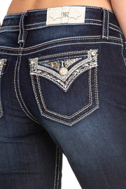 Dazzle My Way Bootcut Jeans