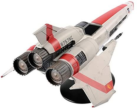 Battlestar Galactica 'The Official Ships Collection': #1 Viper Mark II
