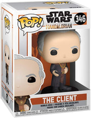 Funko Star Wars: The Mandalorian - The Client, Multicolour