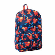 Loungefly x Disney Aladdin Iago Print Nylon Backpack - SIDE