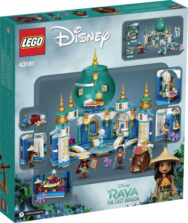Disney: Raya and the Heart Palace (43181)