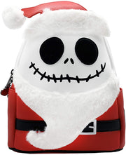 Disney Nightmare Before Christmas Santa Jack Cosplay Mini Backpack