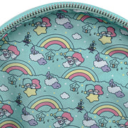 Sanrio Little Twin Stars Two Stars on Cloud Mini Backpack - Lining