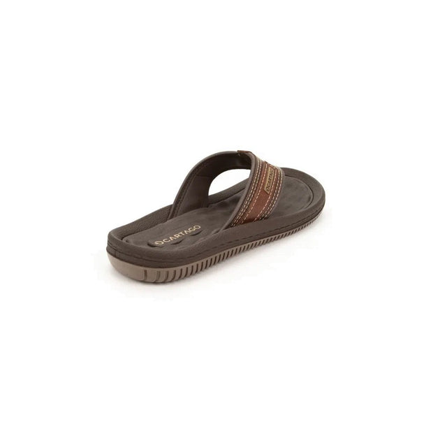 CARTAGO DUNAS II MEN'S SANDALS - BROWN SIDE