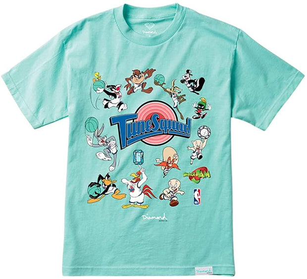 Space Jam Tune Squad Short Sleeve T-Shirt