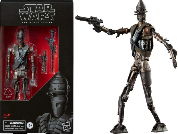Star Wars The Mandalorian IG-11 Droid Scale Figure