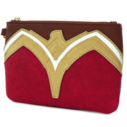 LOUNGEFLY X DC COMICS WONDER WOMAN COSPLAY WRISTLET - SIDE