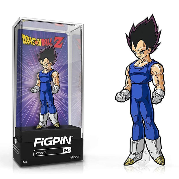 Dragon Ball Z Vegeta (#342)